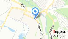 Люберцы 2015 на карте