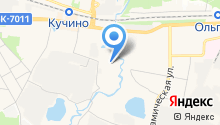 Фотосалон на Речной на карте