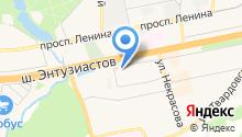 агарон на карте