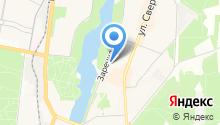 Гавань на карте
