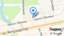 Балашихинский индустриально-технологический техникум на карте