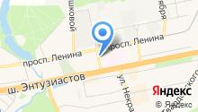 Гентранс на карте