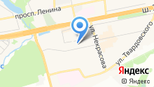 Детский сад №32 на карте