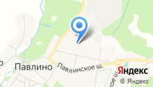 Добрый хлеб на карте