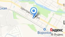 Национальный институт им. Екатерины Великой на карте