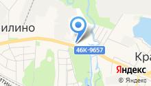 СВС-Пром на карте