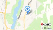 Дом Гончарова на карте