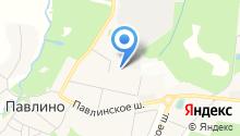 Почтовое отделение №143988 на карте