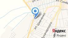 Станция техобслуживания на карте