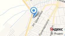Магазин автостекол на карте