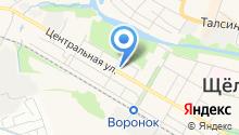 АвтоКурс+ на карте