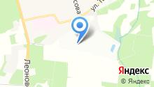 ВТУ, Военно-технический университет на карте