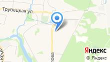 АЗС Лагуна-С на карте
