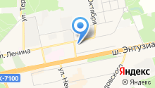 Gymclub на карте