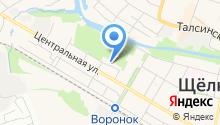 Архитектурно-планировочное управление Московской области на карте