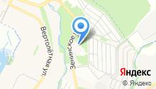 Эйгер на карте