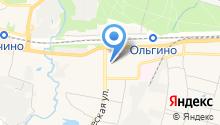 Магазин по продаже табачной продукции на Керамической на карте