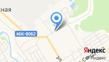 Центр бытовых услуг на карте