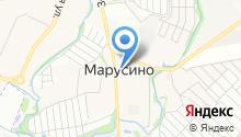 Матрёшка на карте