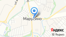 Пивнофф на карте
