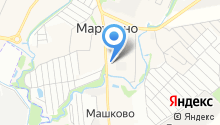 ОНМЦ, АНО на карте