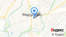 Мособлпожспас, ГКУ на карте