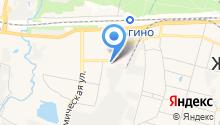 Детский сад №16, Солнышко на карте