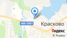 Руслан и К на карте