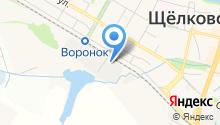 На Колесах.ru на карте