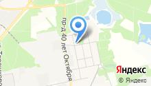 ЕвроПак-Балашиха - Жалюзи и рулонные шторы в Балашихе. на карте