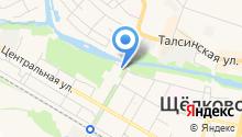 Межпоселенческая центральная районная библиотека Щелковского муниципального района на карте
