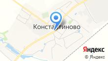 Магазин горящих туров на карте