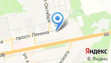 Дементьев Р.Е. на карте