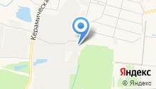 Уаз-сервис на карте
