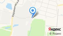 Сола-М на карте