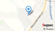 Меапласт на карте