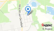 Балашихинский отдел Управления Федеральной службы государственной регистрации на карте