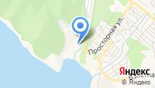 Института Океанологии РАН им. П.П. Ширшова на карте
