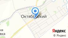 Заря, ЗАО на карте