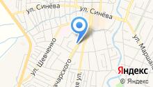 СЕРВИС-ОНЛАЙН на карте