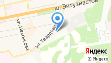 АльТур на карте