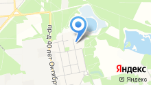 Бойцовский клуб на карте