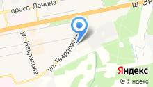 Дэнфарм на карте