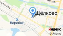 Средняя общеобразовательная школа №4 им. П.И. Климука на карте