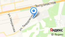 ВертиХвостики на карте