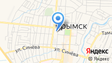 Крымский экран на карте