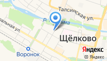 Экспертно-криминалистический центр на карте