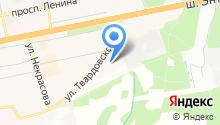 Goldi на карте
