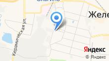 Интернет-кафе на Граничной на карте