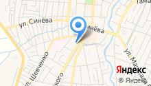 Свято-Казанский храм на карте
